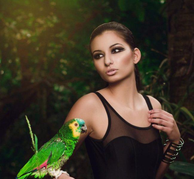 Sarah K. 1 Daniela Models Group