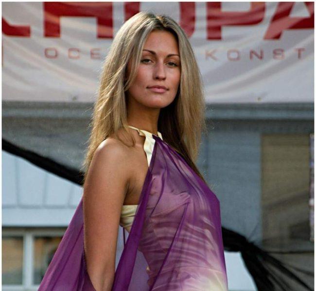 Kristýna Š. Daniela Models Group