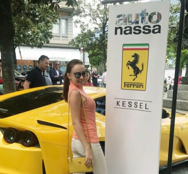 Kamila N. Daniela Models group