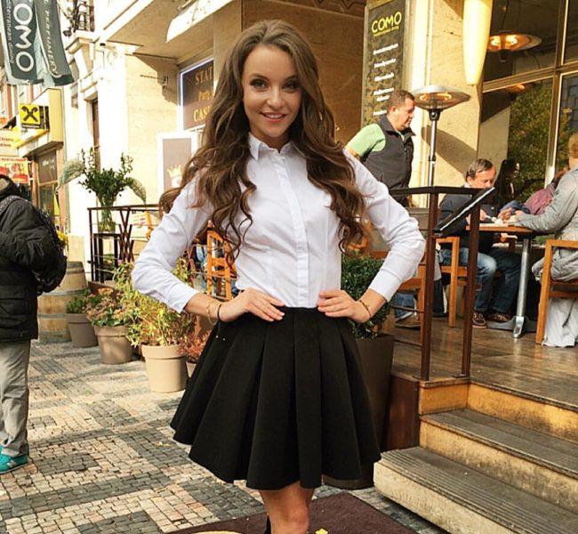 Lucie V. 2 Daniela Models Group