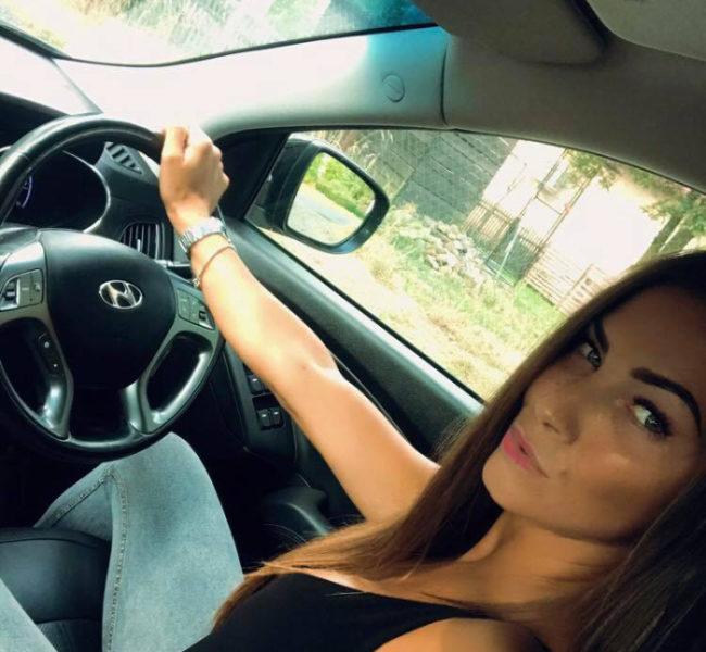Adriana K. Daniela Models Group